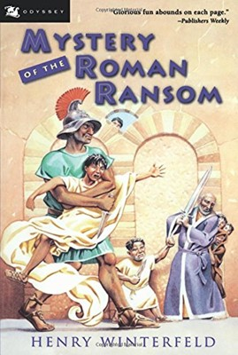 Mystery of the Roman Ransom (Paperback)