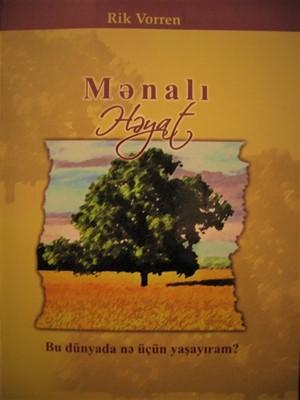 Mənalı Həyat (Paperback)