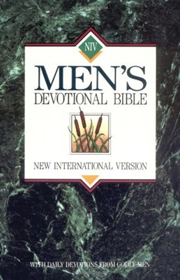 NIV Men's Devotional Bible (Hardcover)
