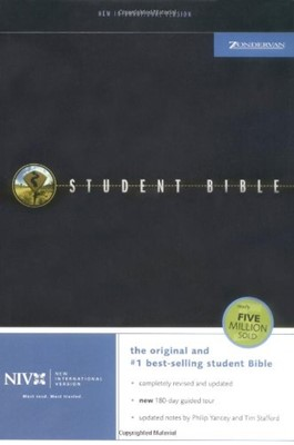 NIV Student Bible, Revised (Paperback)