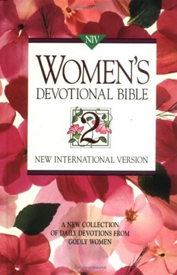 NIV Womens Devotional Bible 2 (Hardcover)