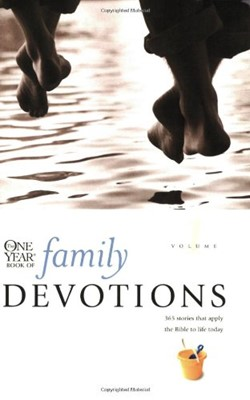 One Year Book of Family Devotions: Volume 1 (Paperback)