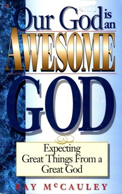 Our God is An Awesome God (Hardcover)