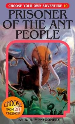 Prisoner of the Ant People (Paperback)