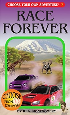 Race Forever (Paperback)