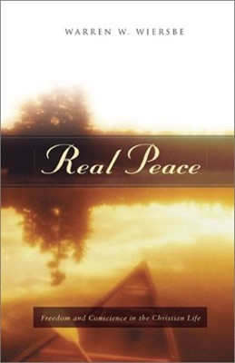 Real Peace (Mass Market Paperback)