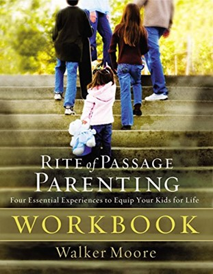 Rite of Passage Parenting (Paperback)