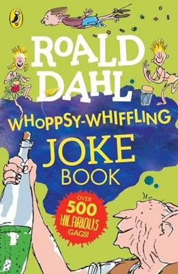 Roald Dahl Whoppsy-Whiffling Joke Book (Paperback)