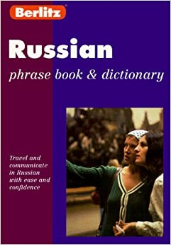 Russian Phrase Book and Dictionary (Paperback)