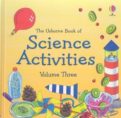 Science Activities (Hardcover)