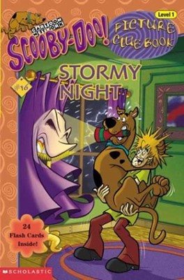 Scooby-Doo! Stormy Night (Paperback)