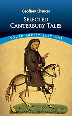 Selected Canterbury Tales (Paperback)