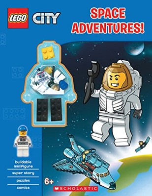 Space Adventures! (Paperback)