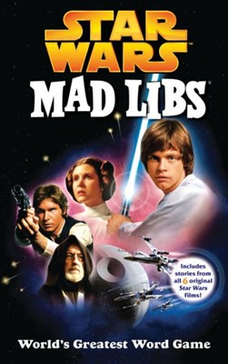 Star Wars Mad Libs (Other Format)