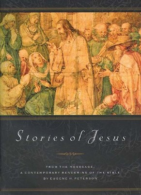Stories of Jesus (Hardcover)