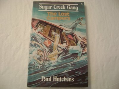Sugar Creek Gang: The Lost Campers (Mass Market Paperback)