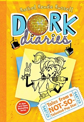 Tales From a Not-So-Talented Pop Star (Hardcover)