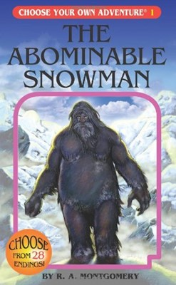 Abominable Snowman, The (Paperback)