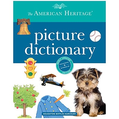 American Heritage Picture Dictionary, The (Hardcover)