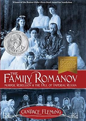 Family Romanov, The (Hardcover)