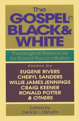 Gospel In Black and White, The (Paperback)