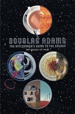 Hitchhiker's Guide to the Galaxy, The (Mass Market Paperback)