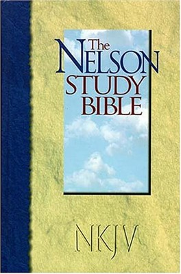 Nelson Study Bible, The (Hardcover)