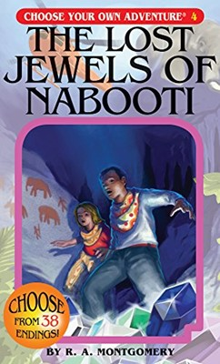 Lost Jewels of Nabooti, The (Paperback)