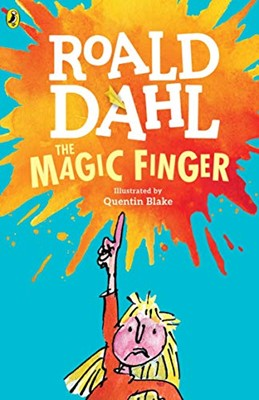 Magic Finger, The (Paperback)