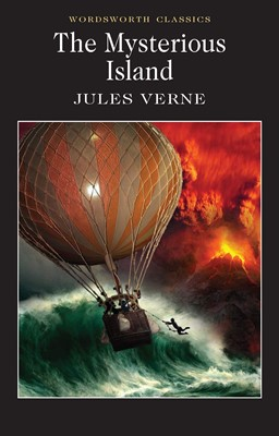 Mysterious Island, The (Paperback)