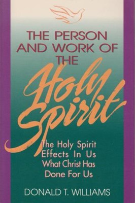 Person and Work of the Holy Spirit, The (Paperback)