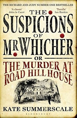 Suspicions of Mr. Whicher, The (Paperback)