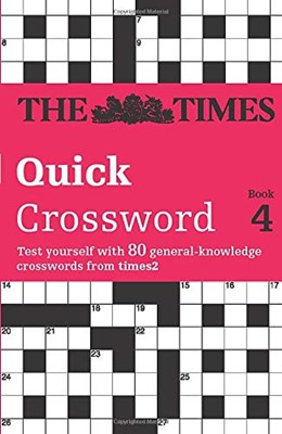 Times T2 Crossword, The (Paperback)