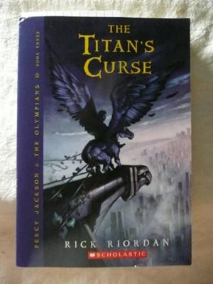 Titan's Curse, The (Paperback)