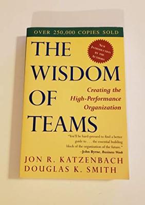 Wisdom of Teams, The (Paperback)