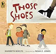Those Shoes (Paperback)