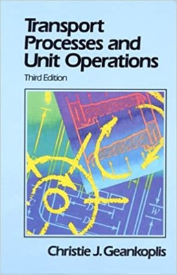 Transport Processes and Unit Operations (Hardcover)