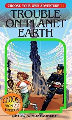 Trouble On Planet Earth (Paperback)