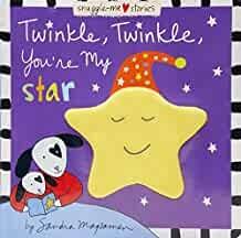 Twinkle, Twinkle, You're My Star (Board Book)