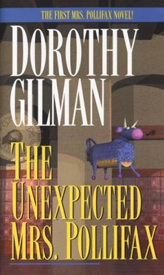 Unexpected Mrs. Pollifax, The (Mass Market Paperback)