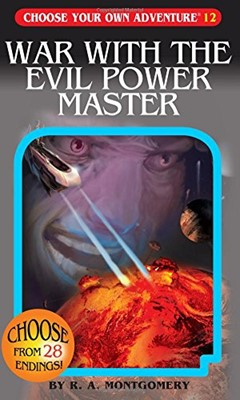 War With the Evil Power Master (Paperback)