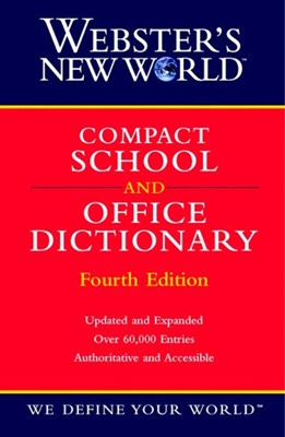 Webster's New World Compact School and Office Dictionary (Paperback)