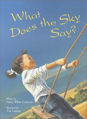 What Does the Sky Say? (Paperback)