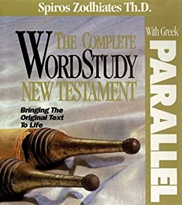 WordStudy New Tastment (Hardcover)