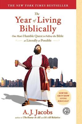 Year of Living Biblically (Mass Market Paperback)