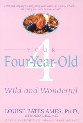 Your Four-Year-Old (Paperback)