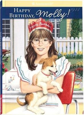 Happy Birthday, Molly! A Springtime Story (Paperback)