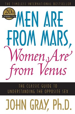 Men Are From Mars, Women Are From Venus (Paperback)