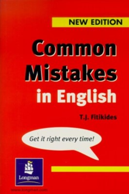 Common Mistakes In English (Paperback)