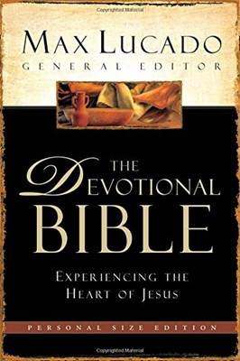 Devotional Bible, The (Hardcover)